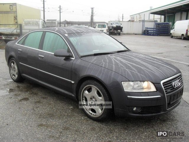 2005 audi a8 4 2l quattro s line full like new. Black Bedroom Furniture Sets. Home Design Ideas