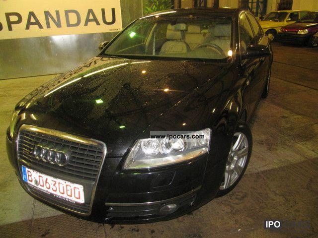 2005 Audi  A6 3.0 TDI (DPF) quattro tiptronic NET 12500.0 Limousine Used vehicle photo