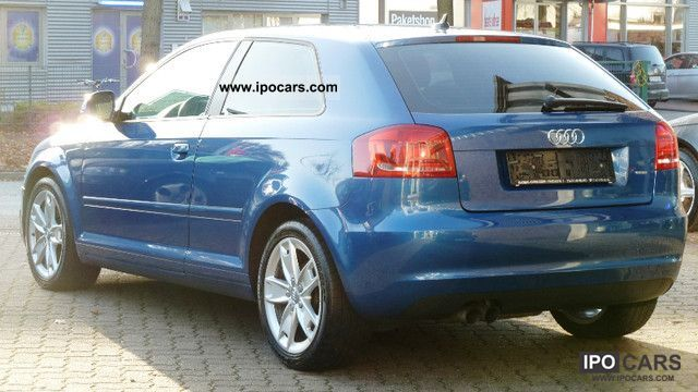 2008 Audi A3 2.0 TDI QU. AMBITION / BI-XENON LED/170PS + / M.09 - Car Photo and Specs