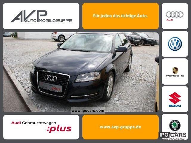 2010 Audi  A3 1.2 TFSI * Sitzh. GRA PDC ** 40% * and list Limousine Demonstration Vehicle photo