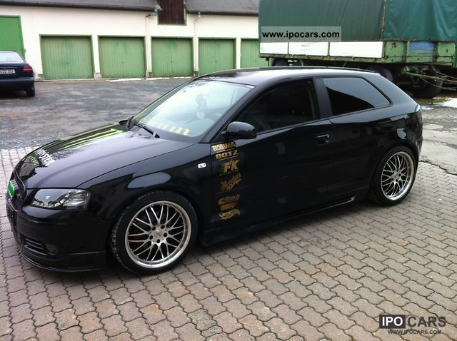 2007 Audi  A3 Monster Edition Limousine Used vehicle photo