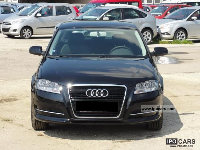 2011 Audi  A3 Sportback climate control ESP SPECIAL PRICE! ... Estate Car New vehicle photo