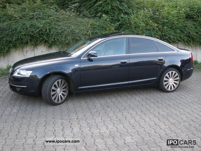 2006 audi a6 2 4 car photo and specs. Black Bedroom Furniture Sets. Home Design Ideas