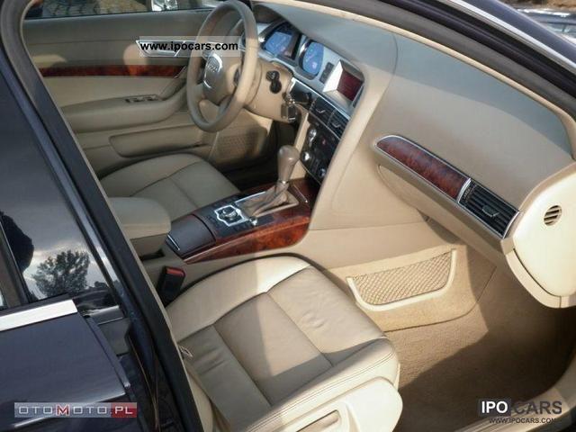 Audi A 3 Limousine >> 2008 Audi A6 2.7 TDi V6 SEDAN JASNA SKORA S - Car Photo and Specs