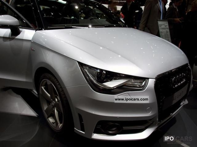 2011 audi a1 sports union air conditioning radio cd. Black Bedroom Furniture Sets. Home Design Ideas