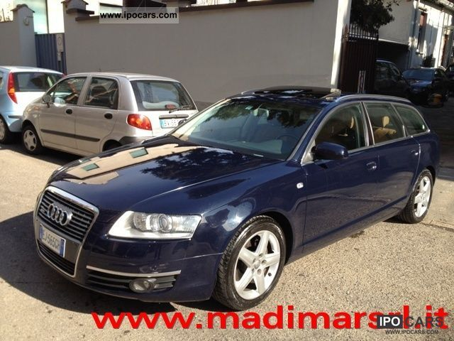 2005 Audi  A6 Avant 3.0 V6 TDI Quattro Tiptronic, navigation system, xenon Estate Car Used vehicle photo