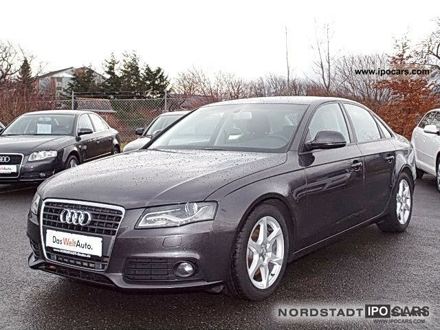 2008 Audi  A4 2.7 TDI Ambition, Navi, Xenon (air) Limousine Used vehicle photo