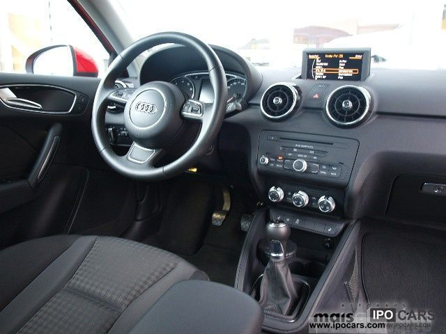 2011 audi a1 tfsi ambition 6386 kwps 5 speed gps car photo and specs. Black Bedroom Furniture Sets. Home Design Ideas