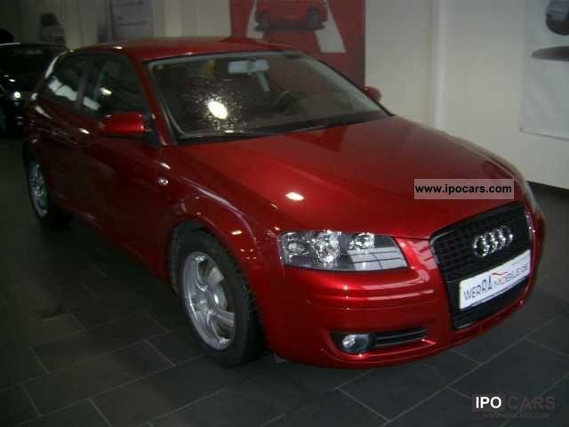 2008 Audi  A3 1.8 TFSI Ambition S tronic Limousine Used vehicle photo