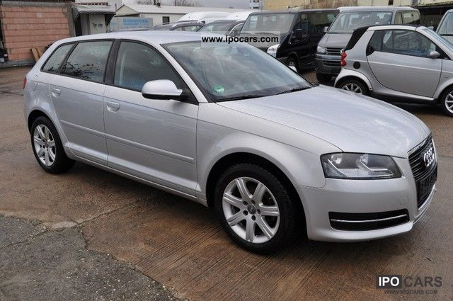 2010 Audi  A3 Sportback 1.2 tdi I hand WERKSGAR Estate Car Used vehicle photo
