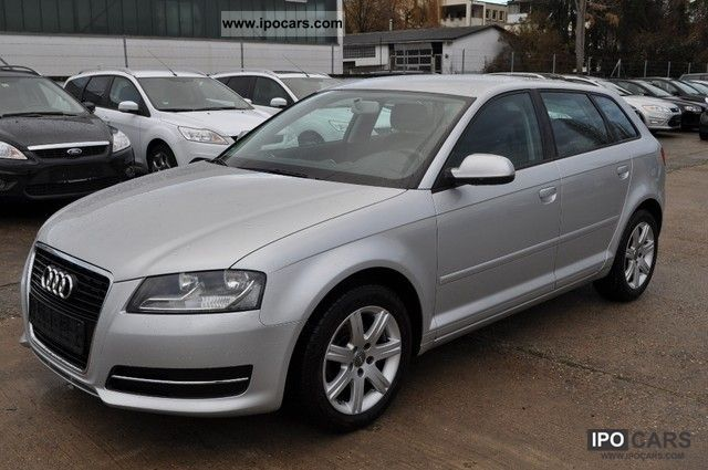 2010 audi a3 sportback 1 2 tdi i hand werksgar car photo and specs. Black Bedroom Furniture Sets. Home Design Ideas