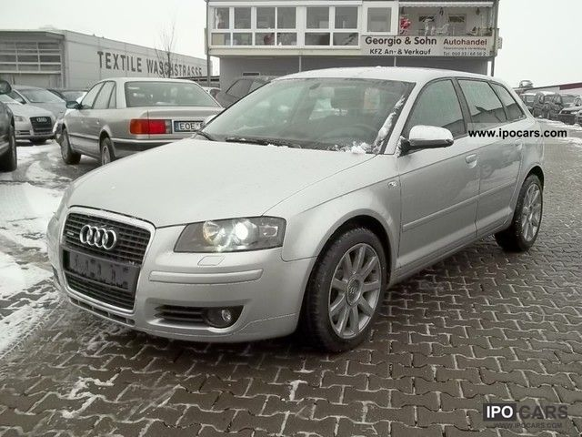 2005 Audi  A3 3.2 quattro Ambition \ Limousine Used vehicle photo