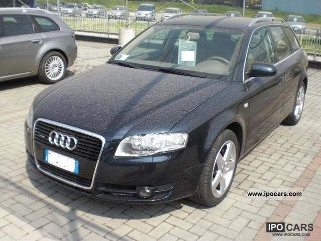 2007 Audi  A4 TDI 3.0/233CV F.AP. Av.qu.tip.Top Pl Estate Car Used vehicle photo