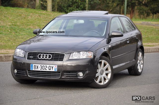 2004 audi a3 3 2 v6 quattro dsg ambition luxe car photo. Black Bedroom Furniture Sets. Home Design Ideas