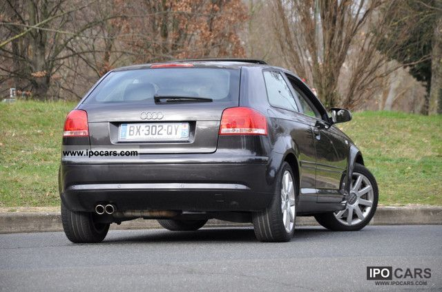 2004 audi a3 3 2 v6 quattro dsg ambition luxe car photo and specs. Black Bedroom Furniture Sets. Home Design Ideas