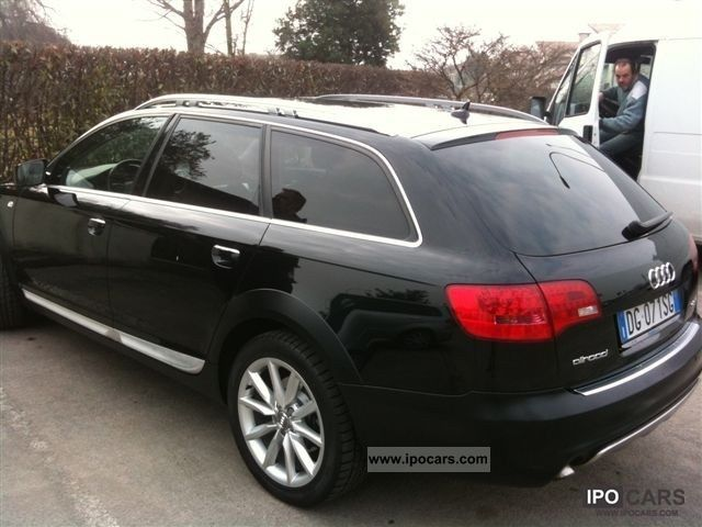 2007 audi a6 3 0 tdi a6 allroad car photo and specs. Black Bedroom Furniture Sets. Home Design Ideas