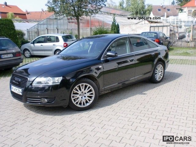 2005 Audi  A6/S6 Limousine Used vehicle photo