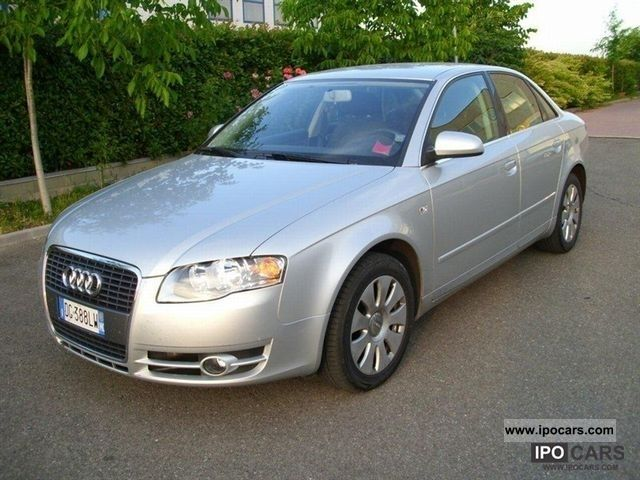 2007 Audi  A4 2.0 16V TDI Sport Limousine Used vehicle photo