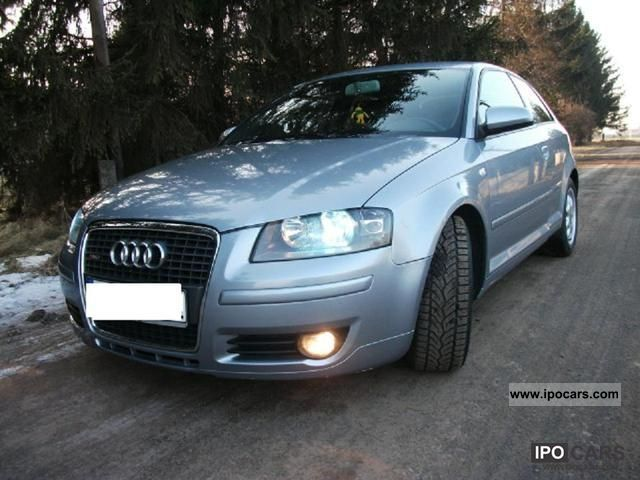 2005 Audi  A3 2.0 TFSI Quattro S-LINE Sports car/Coupe Used vehicle photo