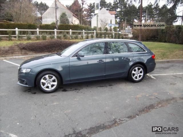 2008 audi a4 2 0l tdi 143 break abte dpf car photo and specs. Black Bedroom Furniture Sets. Home Design Ideas
