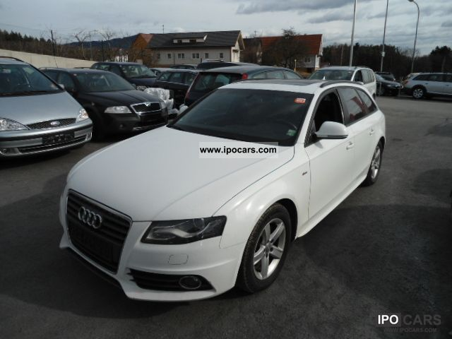 2008 audi a4 s line full exp13990 car photo and specs. Black Bedroom Furniture Sets. Home Design Ideas