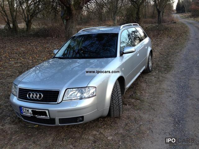 2003 Audi  A6 Avant 4.2 quattro Estate Car Used vehicle photo