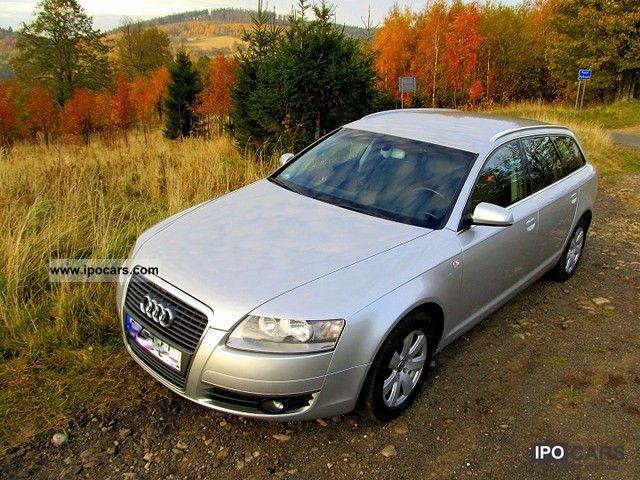 2005 Audi  A6 V6 TDI 180PS KOMBI 2700. Estate Car Used vehicle photo