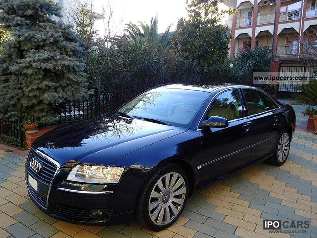 2005 audi a8 v6 3 0 tdi quattro tiptronic come da nuova car photo and specs. Black Bedroom Furniture Sets. Home Design Ideas