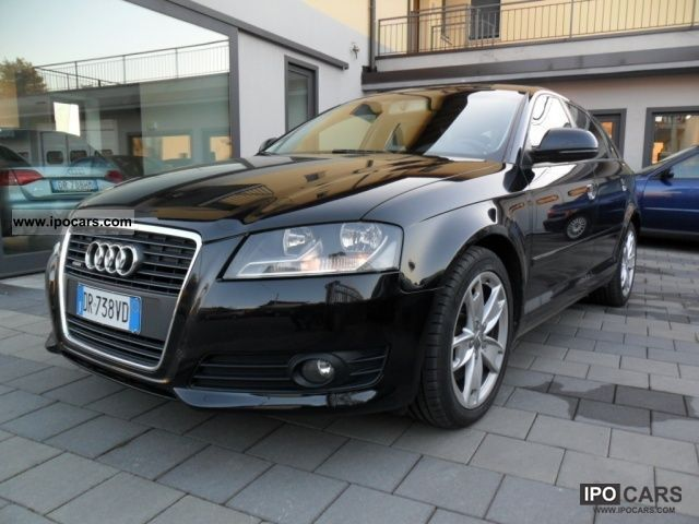 2008 audi a3 2 0 tdi 170cv fap quattro ambition navigation. Black Bedroom Furniture Sets. Home Design Ideas