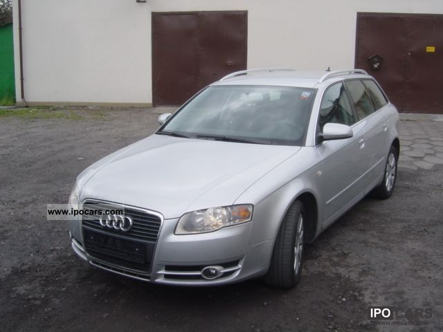 2007 Audi  3.0TDI Quattro Tiptronic Navigation Estate Car Used vehicle photo