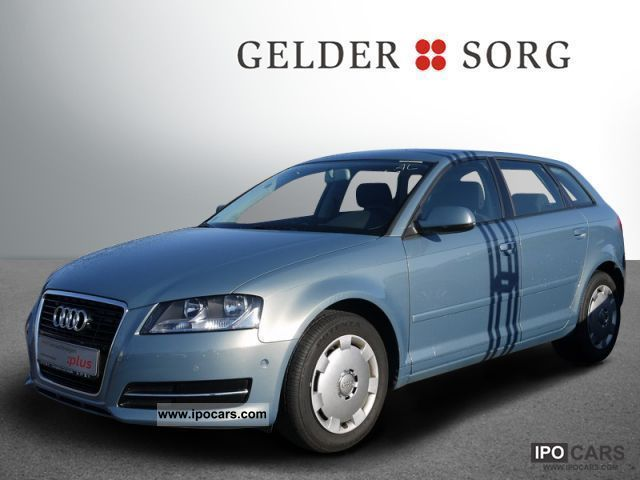 2010 audi a3 sportback 1 6 tdi sportbackattraction car photo and specs. Black Bedroom Furniture Sets. Home Design Ideas