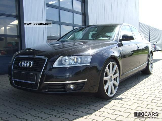 2006 Audi  A6 Saloon 3.0 TDI quattro 233 PS tiptronic Limousine Used vehicle photo