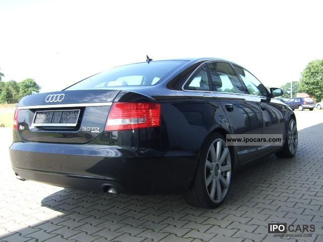 2006 audi a6 saloon 3 0 tdi quattro 233 ps tiptronic car photo and specs. Black Bedroom Furniture Sets. Home Design Ideas