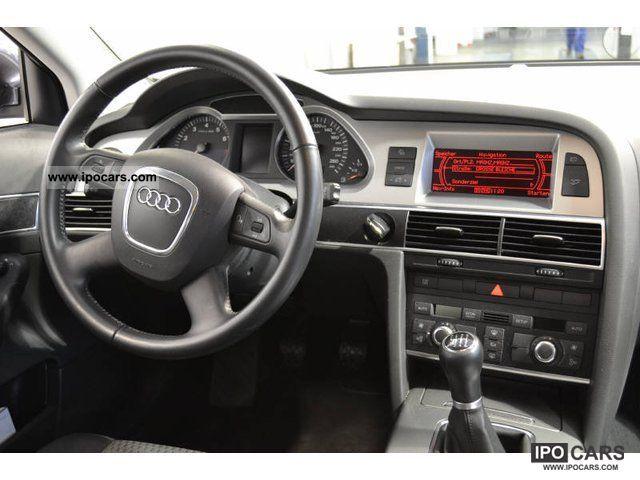 2008 Audi A6 Avant 2 4 Aps Mmi Base Car Photo And Specs