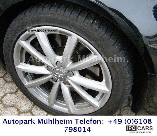 Mazda 6 2 0 Sport Nav 5dr Estate Tourer: 2008 Audi A6 Avant 3.0 TFSI Quattro Automatic, Xenon, PDC