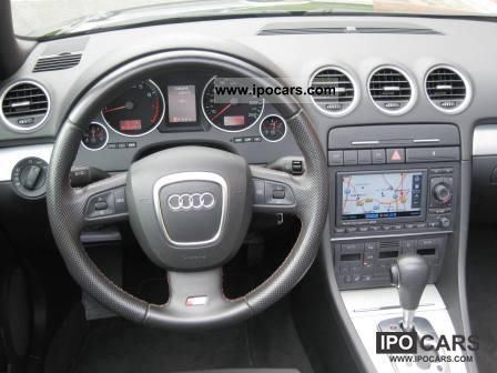 2006 Audi A4 Cabriolet 18 T  Car Photo and Specs