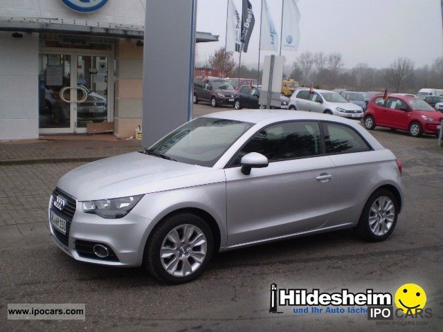 2011 Audi  A1 Air electric windows Limousine Used vehicle photo