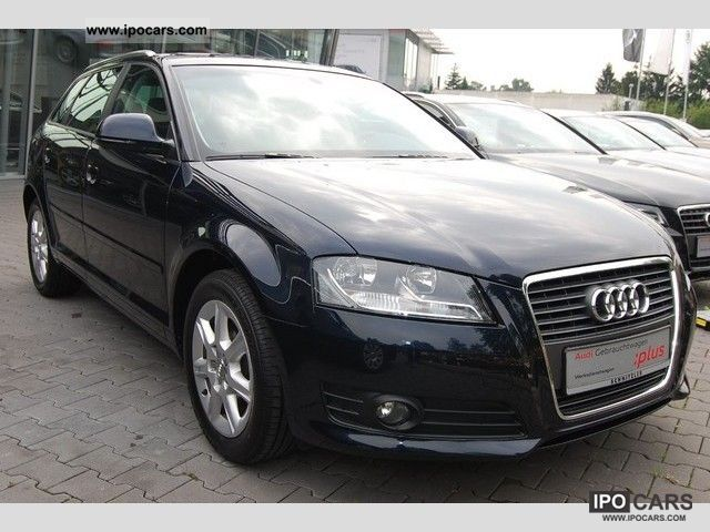 2010 audi a3 sportback 1 6 ambiente apc rear parking aid. Black Bedroom Furniture Sets. Home Design Ideas