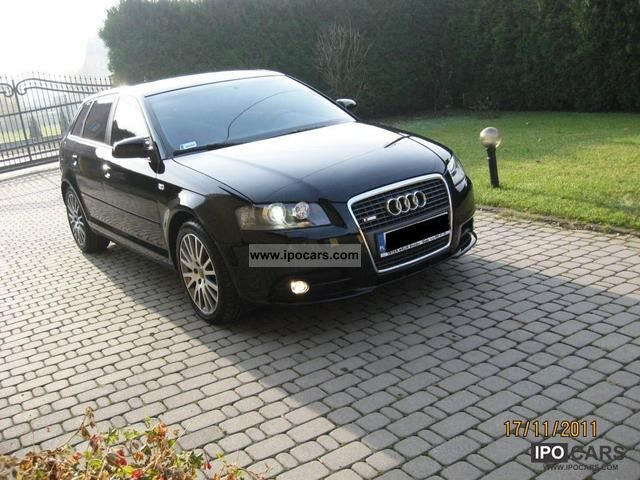 2008 Audi  A3 2.0 TFSI S-Line STAN IDEALNY Other Used vehicle photo