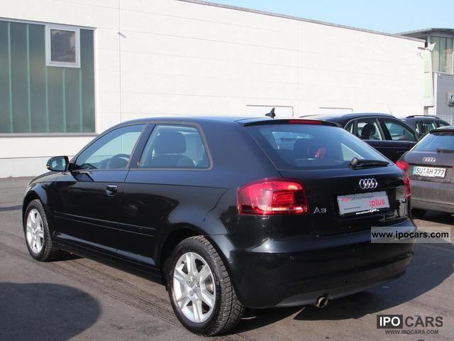 2011 Audi  A3 1.2 GRA Navi APS SH FIS 16 in. aluminum Komfortpa Limousine Used vehicle photo