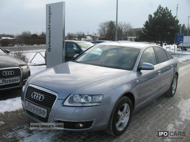 2006 Audi  A6 Saloon 2.7 TDI Automatic Limousine Used vehicle photo