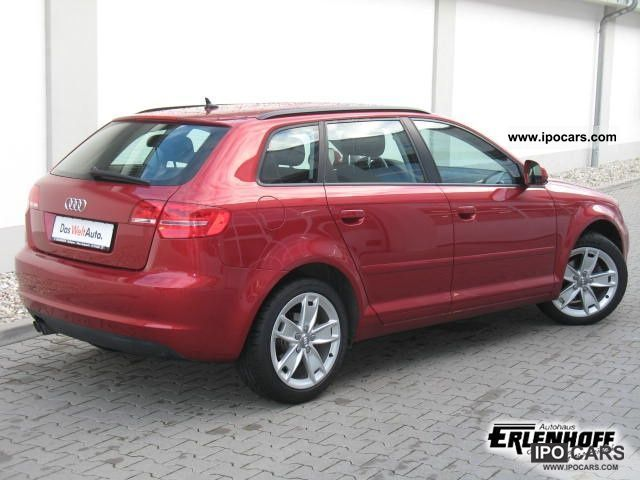 2008 audi a3 ambition sportback 2 0 tdi climatronic car photo and specs. Black Bedroom Furniture Sets. Home Design Ideas