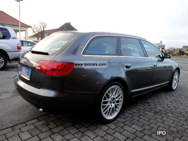 2008 audi a6 avant 3 0 tdi dpf s line 19 in car photo. Black Bedroom Furniture Sets. Home Design Ideas