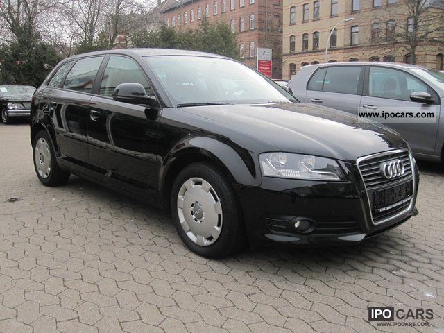 2010 audi a3 1 6 tdi cr dpf sportback car photo and specs. Black Bedroom Furniture Sets. Home Design Ideas