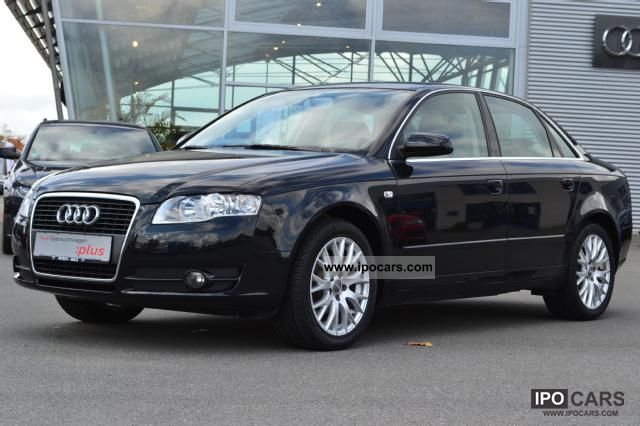 2007 audi a4 saloon 1 6 car photo and specs. Black Bedroom Furniture Sets. Home Design Ideas