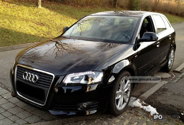 2010 audi a3 1 6 tdi s line sports package plus xenon car photo and specs. Black Bedroom Furniture Sets. Home Design Ideas