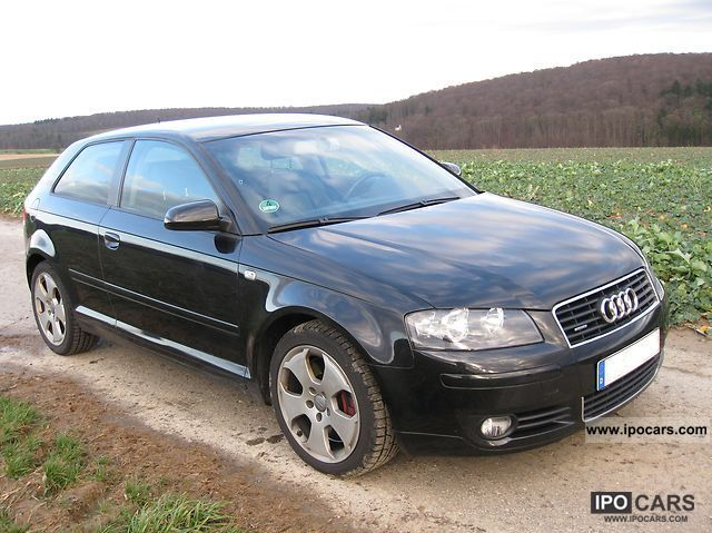 2003 audi a3 3 2 quattro car photo and specs. Black Bedroom Furniture Sets. Home Design Ideas