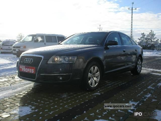 2004 audi a6 a6 quattro full opcja car photo and specs. Black Bedroom Furniture Sets. Home Design Ideas
