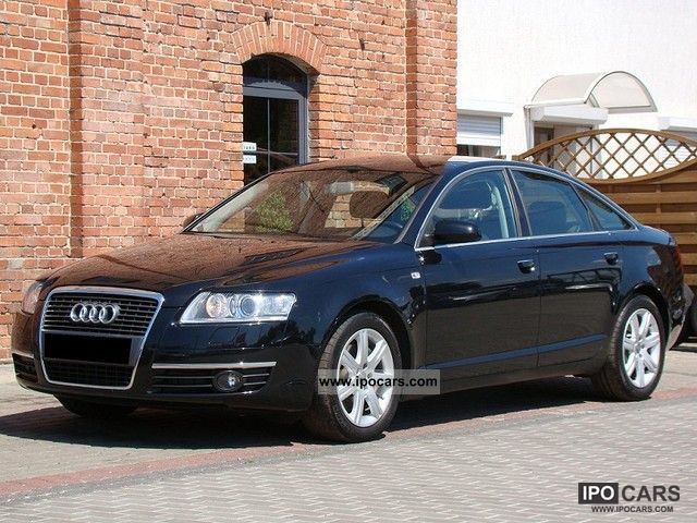 2007 audi a6 2 0 fsi turbo car photo and specs. Black Bedroom Furniture Sets. Home Design Ideas