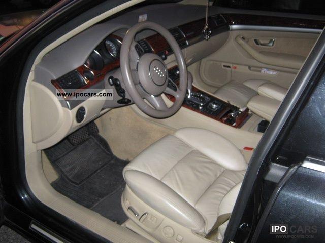2004 Audi A8 L 4 0 Tdi Quattro Tiptronic V8 Car Photo And Specs